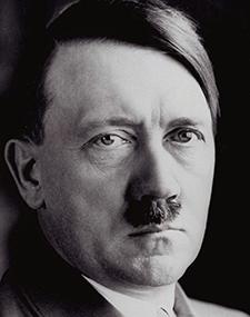 Adolf Hitler – Führer et Chancelier du Reich allemand.