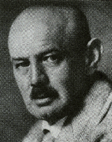 Karl Haushofer – Théoricien de la géopolitique allemande et du Lebensraum (espace vital) – Membre supposé de la société du Vril.