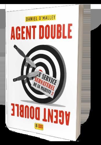 Agent Double, Daniel O'Malley, Éditions Super 8