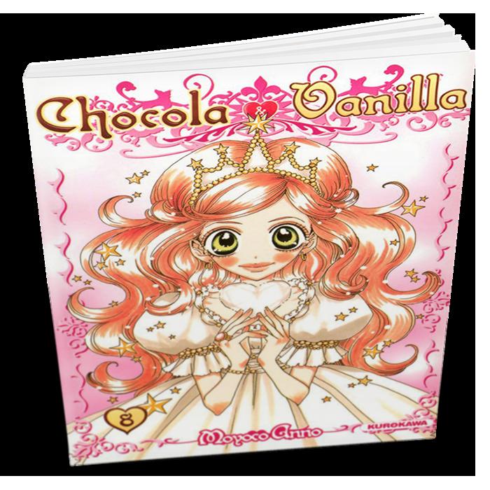Chocola et Vanilla © Éditions Kurokawa 2007 – © Moyoco Anno 2004