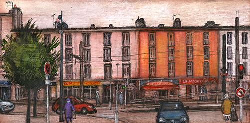 Casier[s], Collectif, Éditions Brest en Bulle