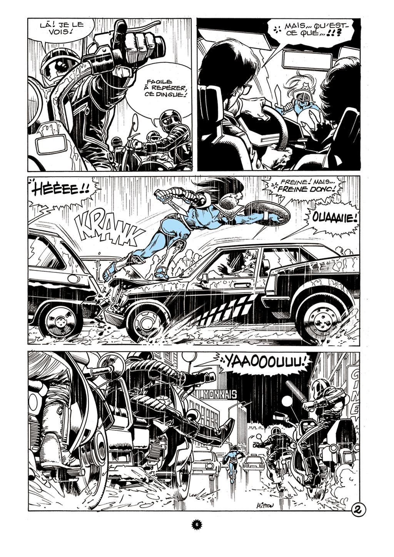 Kronos - Le Naufragé de l'espace-temps - Intégrale – Page 6 – © Éditions Original Watts, 2015 – © Jean-Yves Mitton, 2015