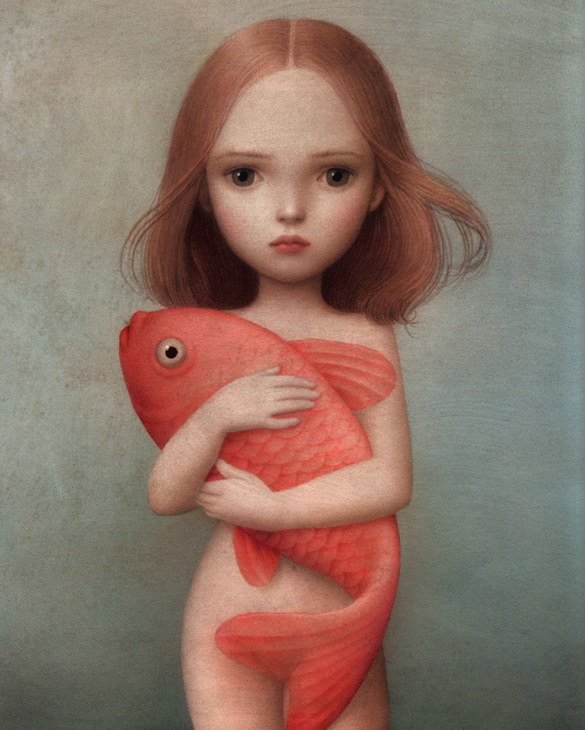 Play with me, Nicoletta Ceccoli, Éditions Soleil