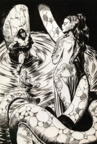 Marvel Comics Super Special #2 – John Buscema – 1977 – Big John Buscema – © Éditions Urban Books, 2017 – © Éditions Déesse, 2017