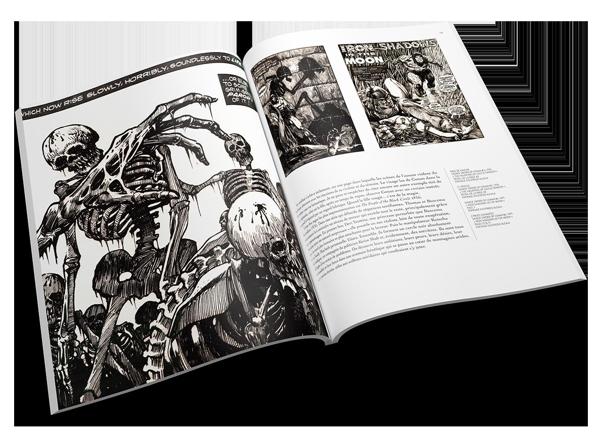 Big John Buscema – © Éditions Urban Books, 2017 – © Éditions Déesse, 2017