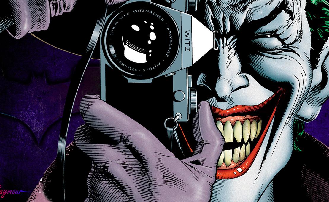 Le Joker – © Alan Moore & Brian Bolland – © DC Comics – © Urban Comics Éditions