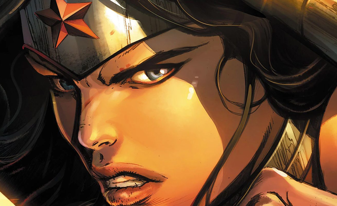 Wonder Woman – © DC Comics – © Urban Comics Éditions