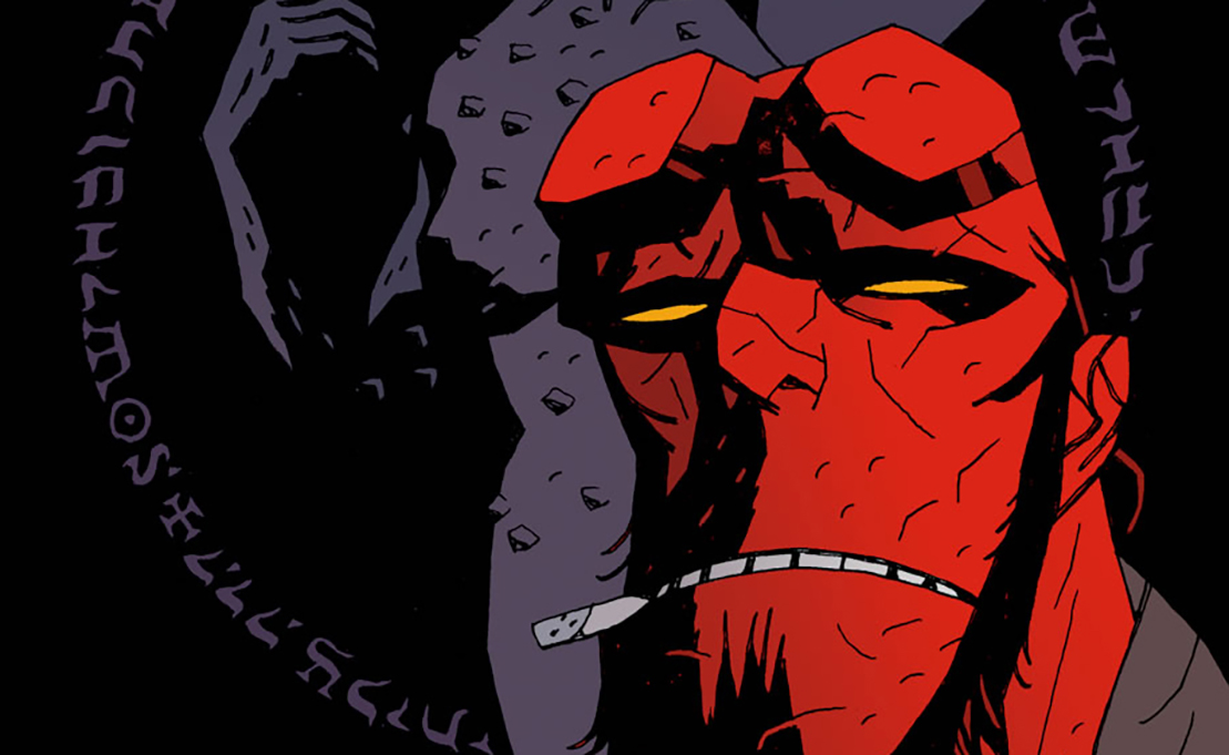 Hellboy – © Mike Mignola – © Dark Horse Comics – © Éditions Delcourt