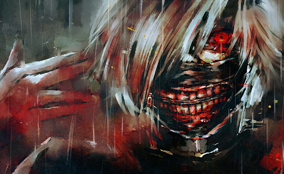 Tokyo Ghoul –© Sui Ishida –© Shūeisha – ©ÉditionsGlénat