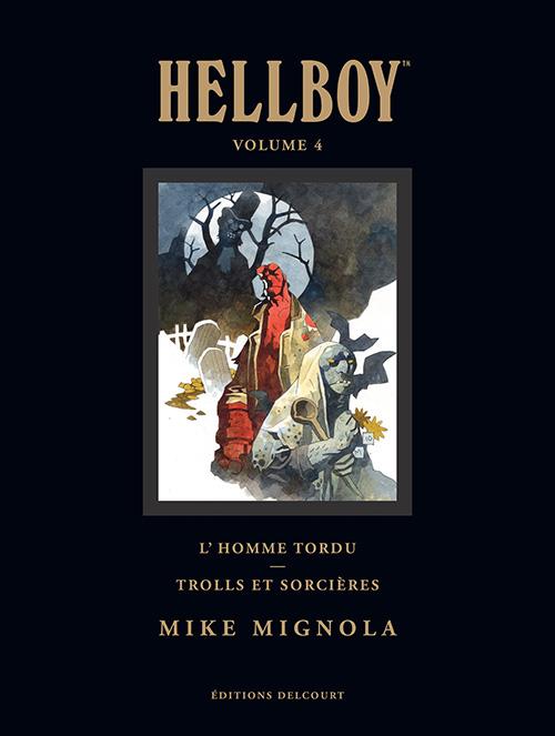 Hellboy Deluxe VolumeIV