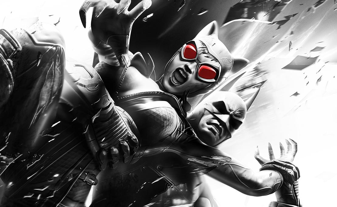 Batman Arkham — © Warner Bros. Interactive Entertainment