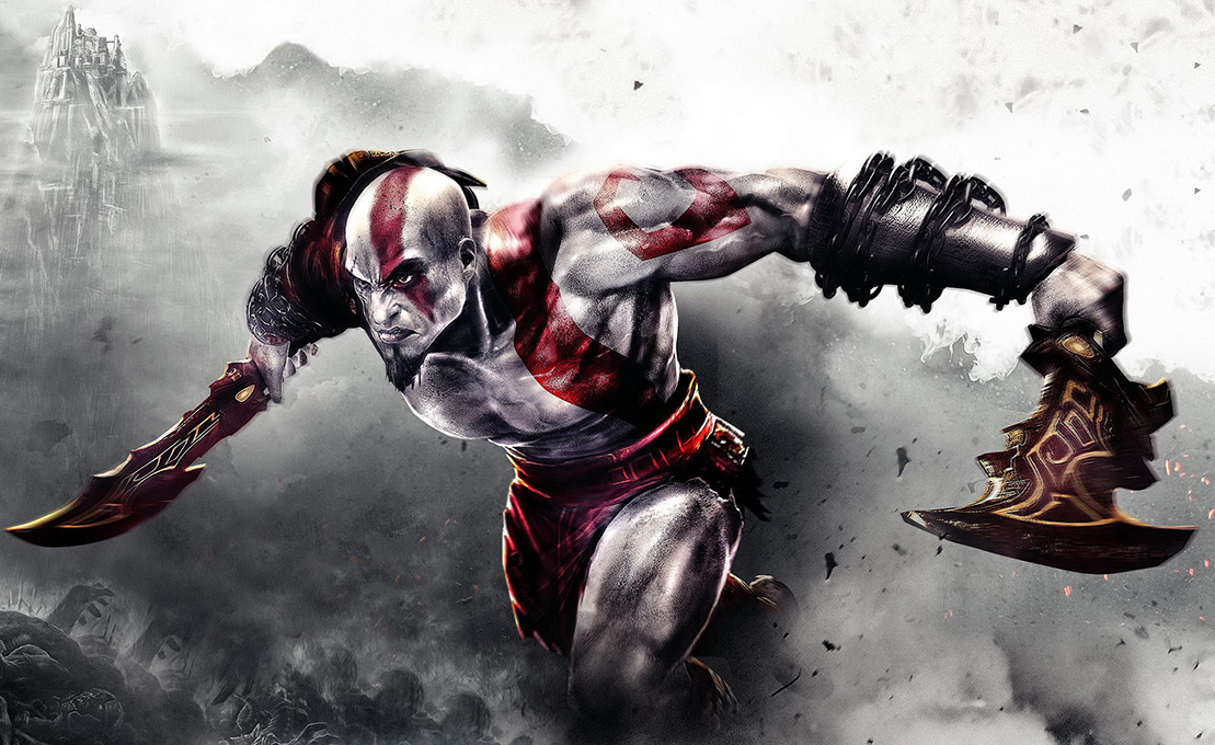 God of War — © Sony Computer Entertainment