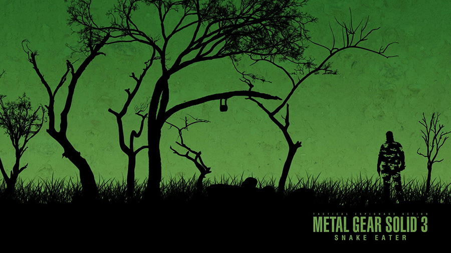 Metal Gear Solid 3 : Snake Eater — © Hideo Kojima 2004 — © Konami 2004
