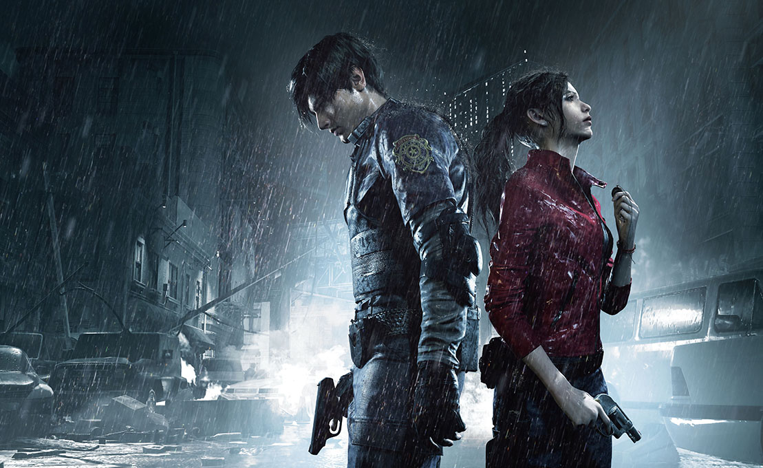 Resident Evil — © Capcom