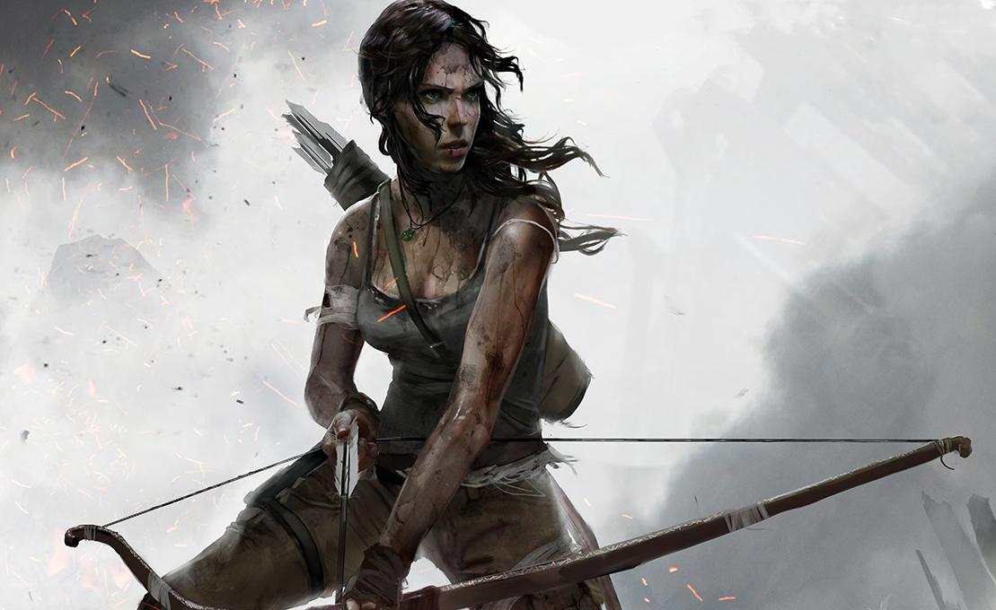 Tomb Raider — © Eidos Interactive (1996-2009) —© Square Enix (depuis 2010) — © Microsoft (2015)