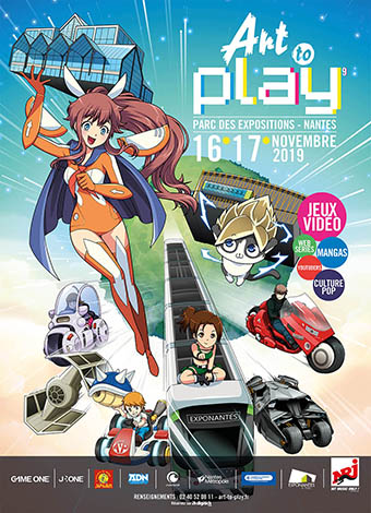 Art To Play 2019