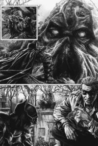 Batman: Damned — Batman Damned #3 — Lee Bermejo inside: En terrain obscur — Lee Bermejo — © Éditions Urban Comics, 2019 — © DC Comics, 2018 — © Brian Azzarello, 2018 — © Lee Bermejo, 2018