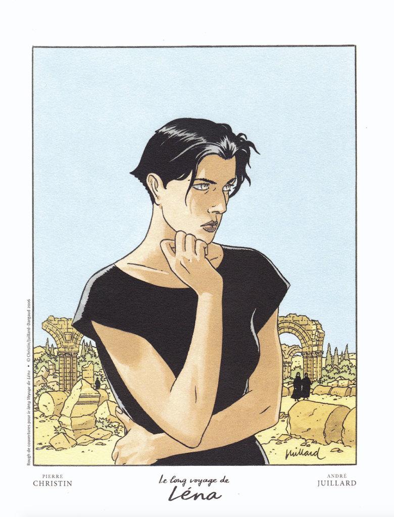 Scénario © Pierre Christin2006 — Dessin et Couleur © André Juillard2006 — Éditions Dargaud2006