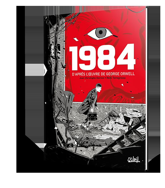 1984, Derrien et Torregrossa, Éditions Soleil